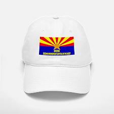 Arizona 2nd Amendment Capital Baseball Baseball Cap