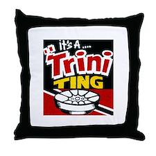 Cute Trinidad Throw Pillow