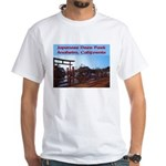 Japanese Deer Park White T-Shirt