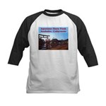 Japanese Deer Park Kids Baseball Jersey