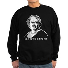 Maria Montessori Sweatshirt