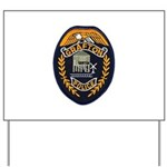 Grafton Police Yard Sign