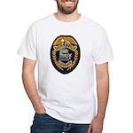 Grafton Police White T-Shirt