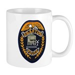 Grafton Police Mug
