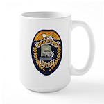 Grafton Police Large Mug