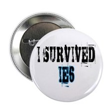 """I Survived IE6 2.25"""" Button"""