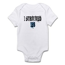 I Survived IE6 Infant Bodysuit