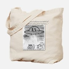Cow's wisdom... Tote Bag