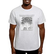 Cow's wisdom... T-Shirt