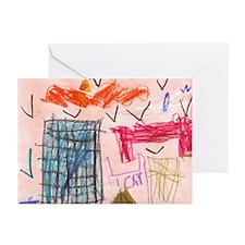 Tonalli Vargas Greeting Cards (Pk of 10)