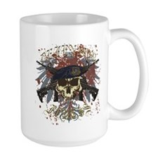 Security Forces Skull Urban I Mug