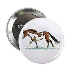 "Lady Bay Paint 2.25"" Button"