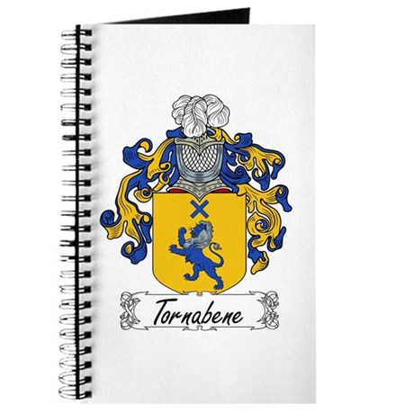 Tornabene Coat of Arms Journal