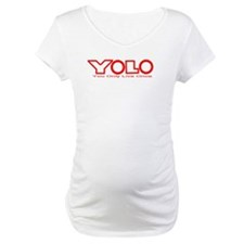 Y.O.L.O = You Only Live Once Shirt