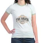 The Raven Jr. Ringer T-Shirt