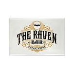 The Raven Rectangle Magnet (10 pack)