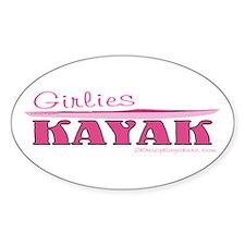 Girlies Kayak Decal