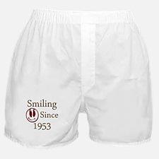 Cute Vintage 1953 Boxer Shorts