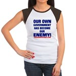 OUR OWN GOVERNMENT HAS BECOME OUR ENEMY! Women's C