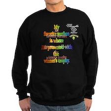 Colorful tennis Sweatshirt