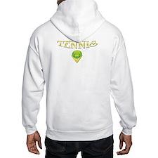 Fashionable tennis Hoodie