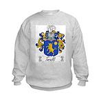 Torelli Coat of Arms Kids Sweatshirt