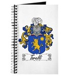 Torelli Coat of Arms Journal