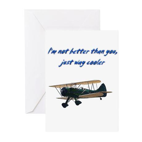 Way Cooler Waco Greeting Cards (Pk of 20)