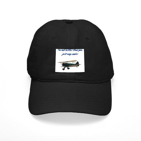 Way Cooler Waco Black Cap