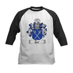 Tonti Coat of Arms Kids Baseball Jersey