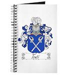 Tonti Coat of Arms Journal