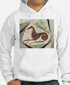 Tribal Greyhound Jumper Hoody