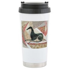 Green Repose Travel Mug