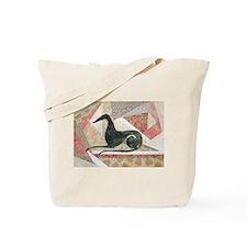 Green Repose Tote Bag