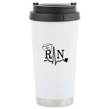 Funny Registered nurse oncology Travel Mug