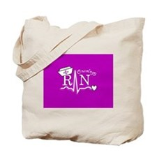 Cute Oncology nursing Tote Bag