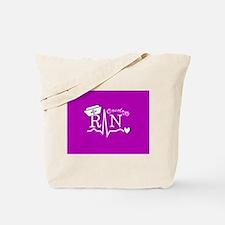 Funny Registered nurse oncology Tote Bag
