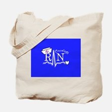 Funny Oncology rn Tote Bag
