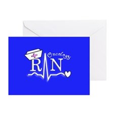 Cool Oncology rn Greeting Cards (Pk of 20)
