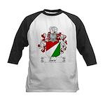 Tonini Coat of Arms Kids Baseball Jersey