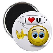 I Love You - Sign Language Magnet