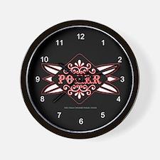 Poker Diamond Wall Clock