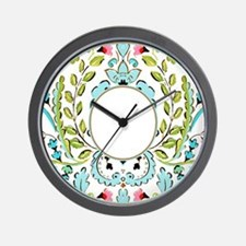 Baby Oliver face Wall Clock