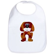 Bennie the beagle baby bib (Sweet Pets)
