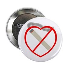 """Quit Smoking Shop 2.25"""" Button (10 pack)"""