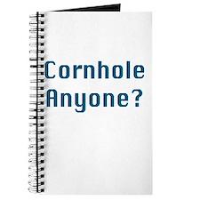 Cornhole Anyone? Journal