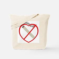 Quit Smoking Shop Tote Bag