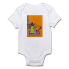 Baba Yaga Infant Bodysuit