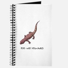 Plays With Salamanders Journal