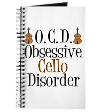 Funny Cello Journal